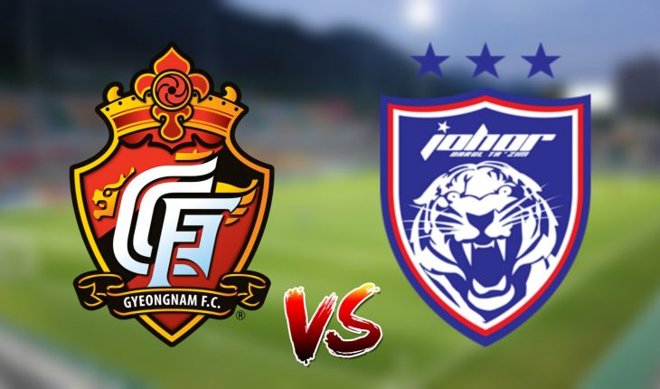 Live Streaming Gyeongnam FC vs JDT 22.5.2019 ACL
