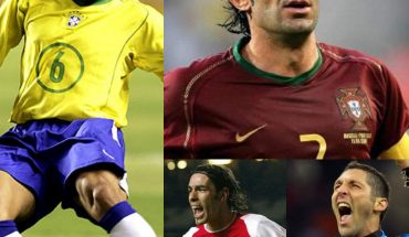 Perlawanan Amal Pilihan JDT vs Rest of the World XI, Dibarisi Ronaldo, Figo, Pires