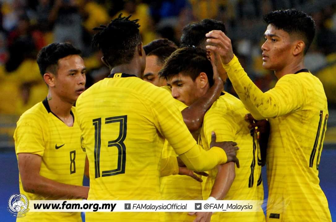 Hatrik Shahrel Fikri Bantu Harimau Malaya Benam Timor Leste 5-1
