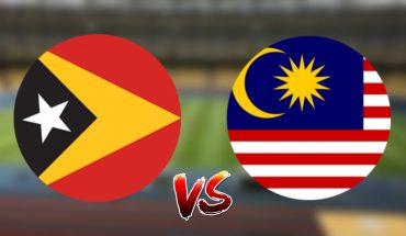 Live Streaming Timor Leste vs Malaysia 11.6.2019 Kelayakan Piala Dunia