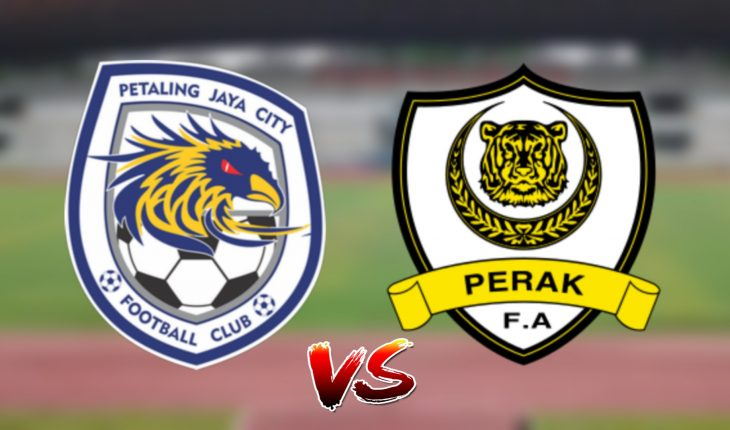 Live Streaming PJ City vs Perak 14.6.2019 Liga Super