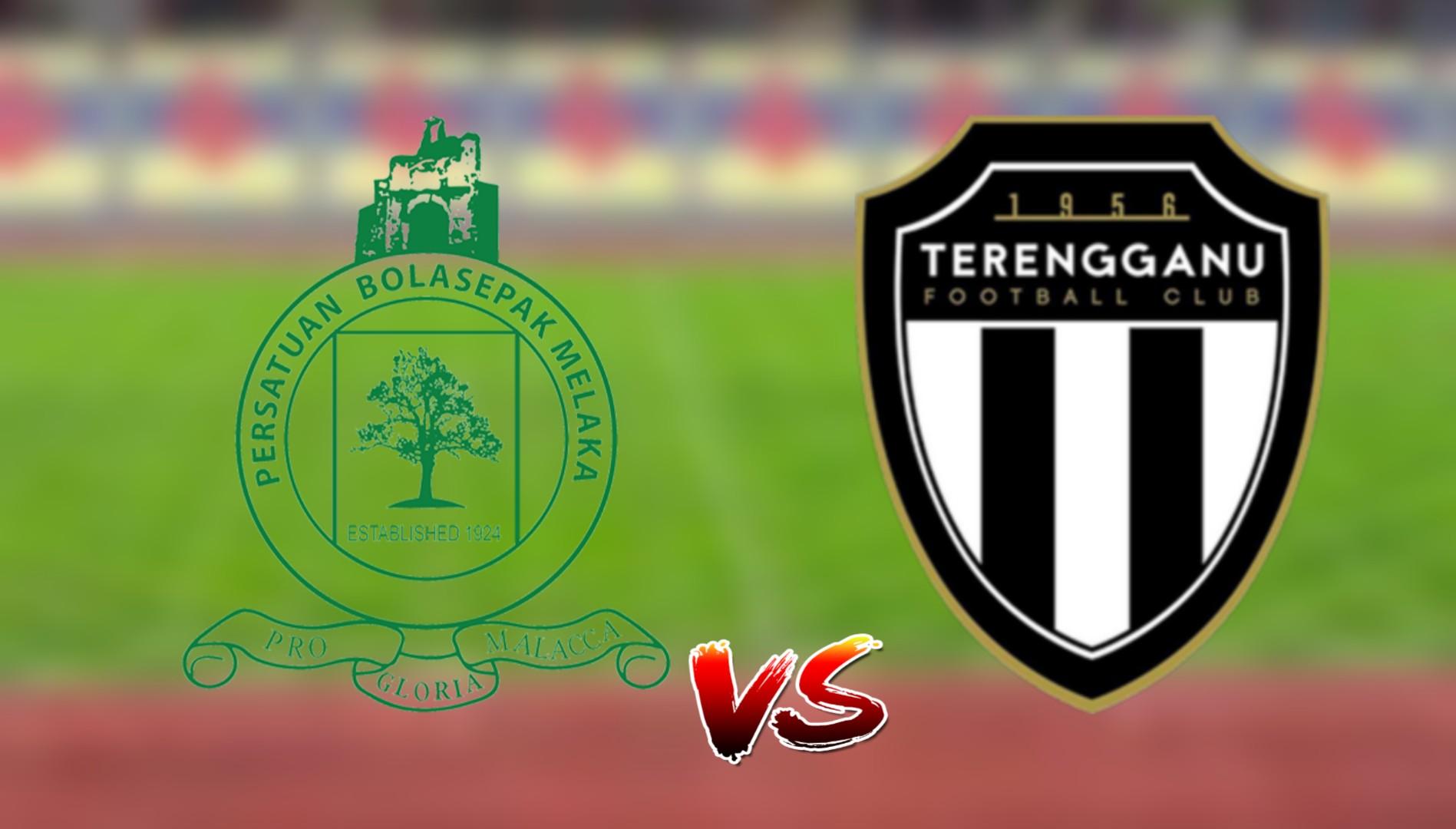 Live Streaming Melaka United vs Terengganu FC 15.6.2019 Liga Super