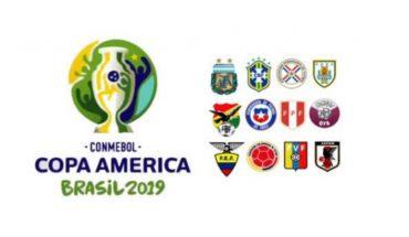 Keputusan Copa America 2019 Brazil Carta Kedudukan