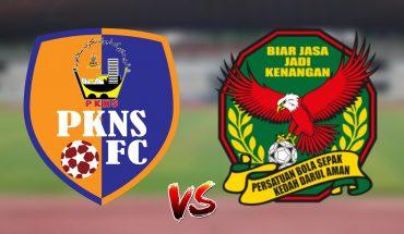 Live Streaming PKNS FC vs Kedah 18.6.2019 Liga Super