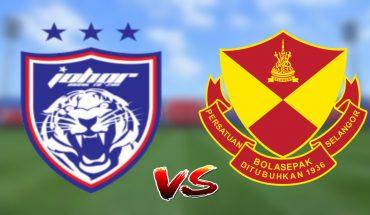 Live Streaming JDT vs Selangor 19.6.2019 Liga Super
