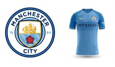 Harga Jersey Manchester City 2019/20 (Rekaan Baru)