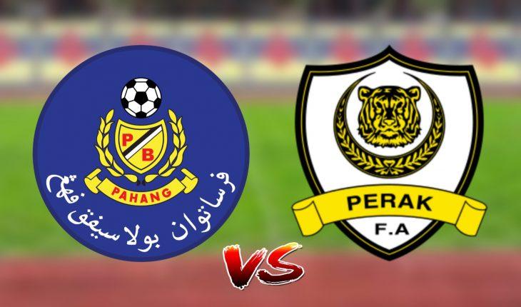 Live Streaming Pahang vs Perak 22.6.2019 Piala FA