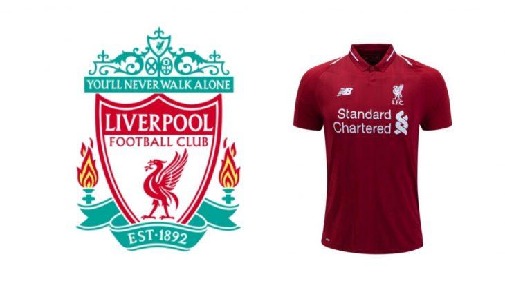 Harga Jersey Liverpool 2019/20 (Rekaan Baru)