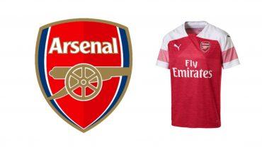Harga Jersey Arsenal 2019/20 (Rekaan Baru)