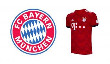 Harga Jersey Bayern Munich 2019/20 (Rekaan Baru)