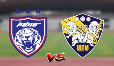 Live Streaming JDT II vs UiTM FC 25.6.2019 Liga Perdana