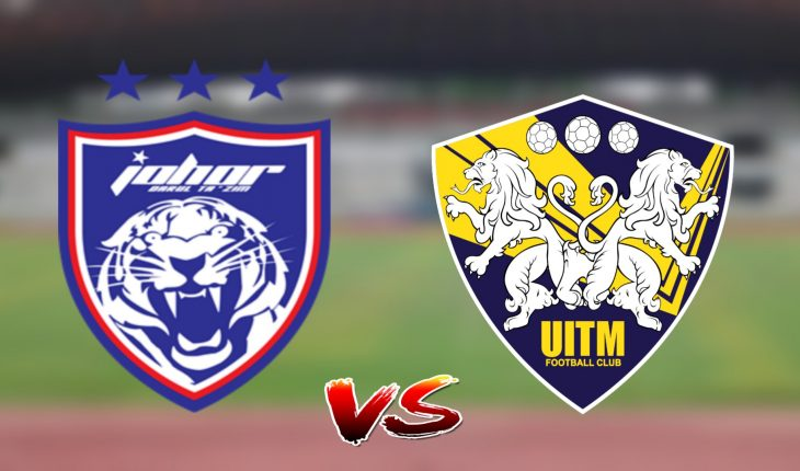 Live Streaming JDT II vs UiTM FC 25.6.2019 Liga Perdana