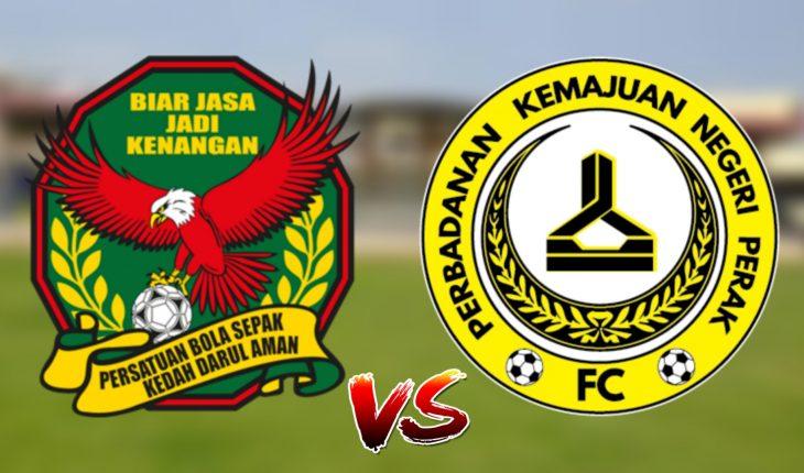 Live Streaming Kedah vs PKNP FC 5.7.2019 Liga Super