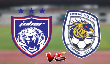 Live Streaming JDT vs PJ City 10.7.2019 Liga Super