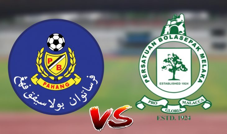 Live Streaming Pahang vs Melaka United 20.7.2019 Liga Super