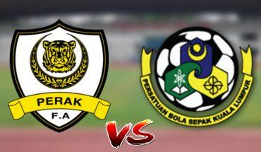 Live Streaming Perak vs Kuala Lumpur 21.7.2019 Liga Super