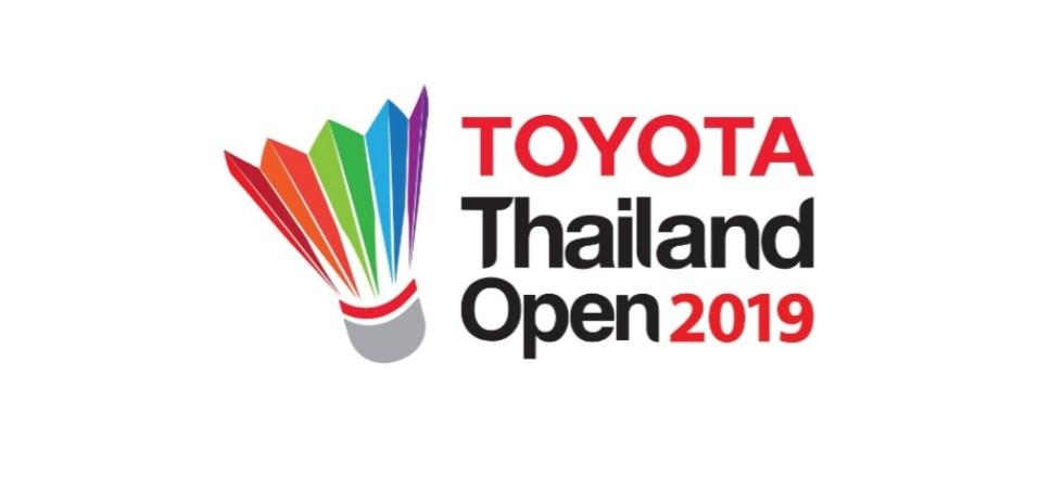 Jadual Badminton Terbuka Thailand 2019 (Keputusan)