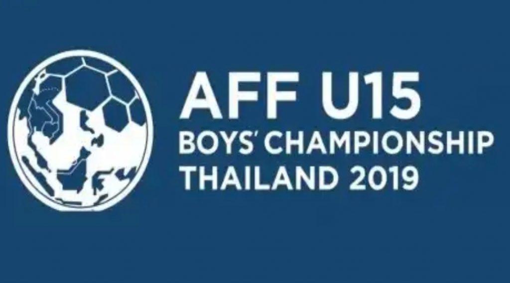 Jadual Kejohanan AFF B-15 2019 (Keputusan)