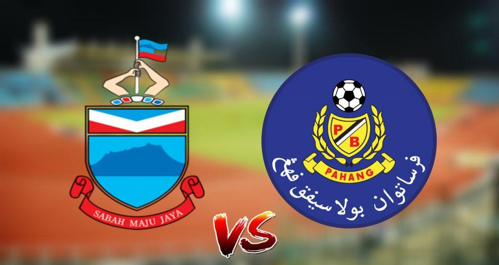 Live Streaming Sabah vs Pahang 17.8.2019 Piala Malaysia