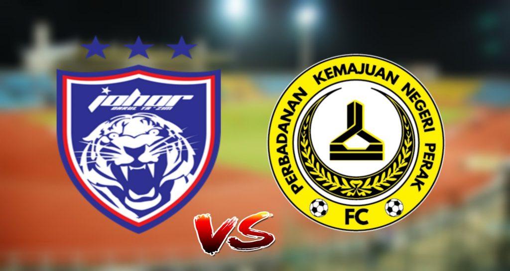 Live Streaming JDT vs PKNP FC 23.8.2019 Piala Malaysia