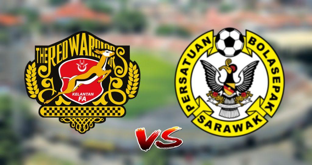 Live Streaming Kelantan vs Sarawak 27.8.2019 Challenge Cup