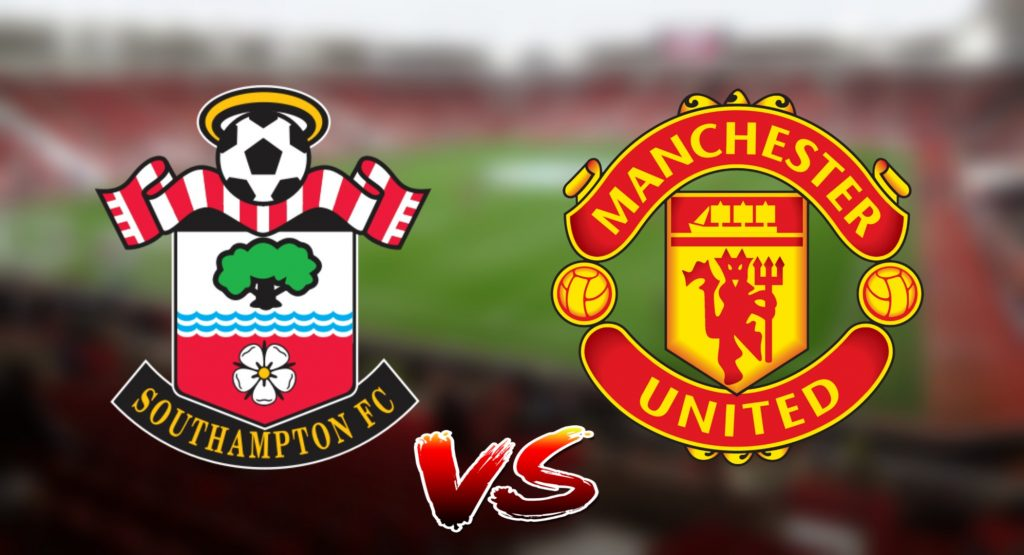 Live Streaming Southampton vs Manchester United 31.8.2019 EPL