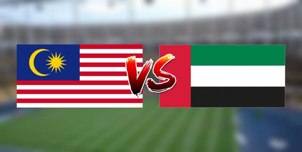 Live Streaming Malaysia vs UAE 10.9.2019 Kelayakan Piala Dunia