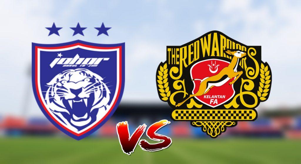Live Streaming JDT II vs Kelantan 6.9.2019 Challenge Cup