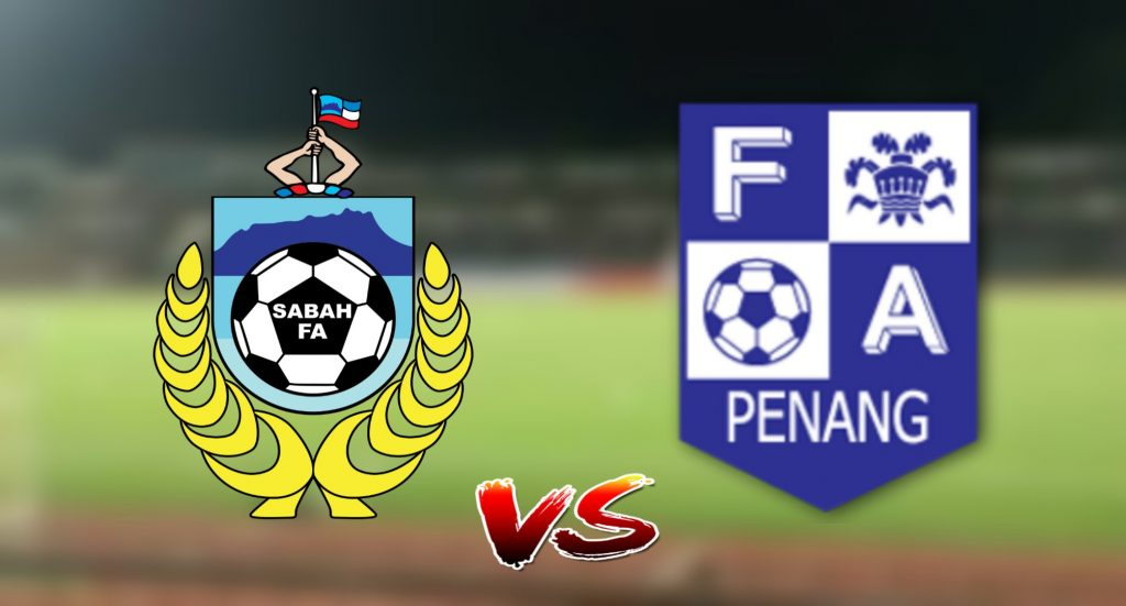Live Streaming Sabah vs Penang FA 14.9.2019 Piala Malaysia