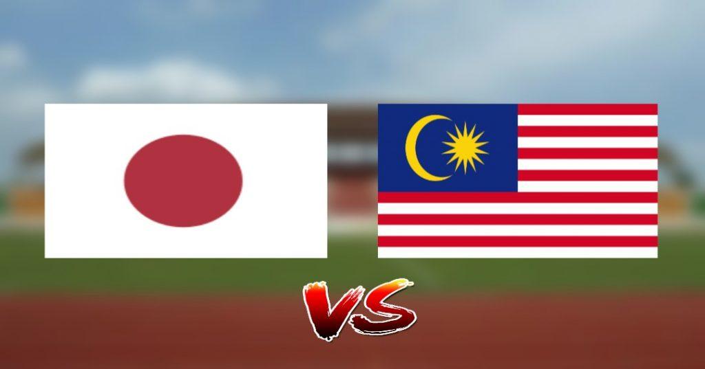 Live Streaming Japan U16 vs Malaysia U16 vs 22.9.2019 AFC U-16