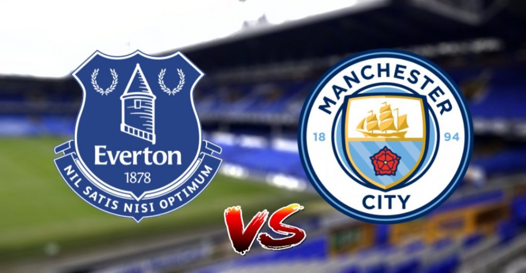 Live Streaming Everton vs Manchester City 29.9.2019 EPL