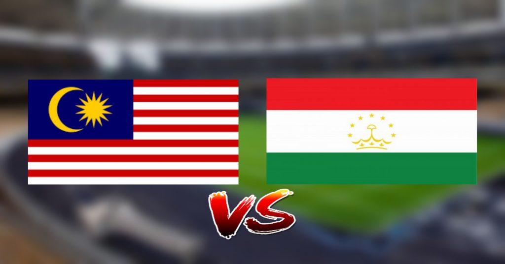 Live Streaming Malaysia vs Tajikistan 9.11.2019 Friendly Match