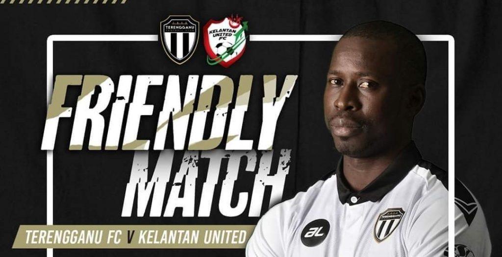 Live Streaming Terengganu vs Kelantan United Friendly Match 10.1.2020