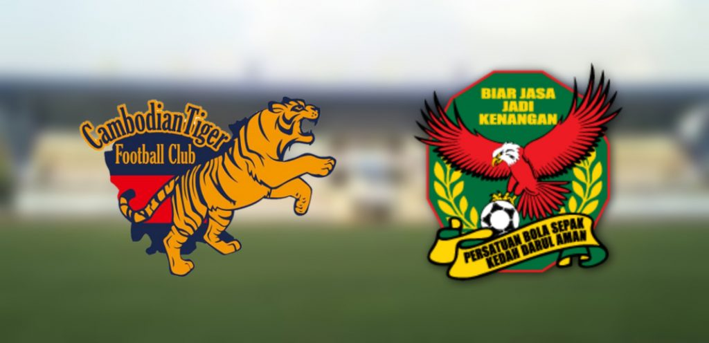 Live Streaming Angkor Tiger FC vs Kedah Piala Smart RSN 12.1.2020