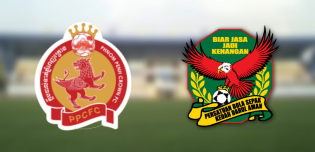 Live Streaming Phnom Penh Crown FC vs Kedah Piala Smart RSN 14.1.2020