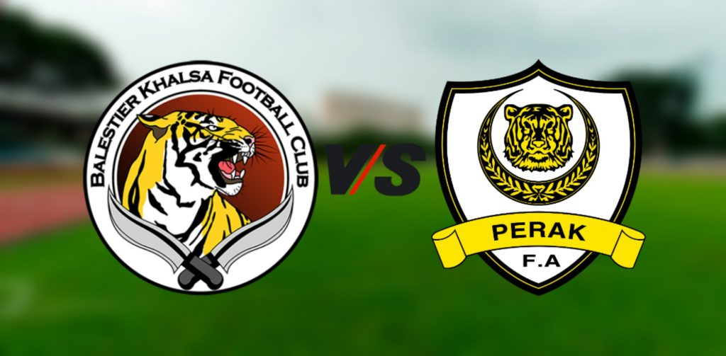 Live Streaming Balestier Khalsa FC vs Perak Friendly Match 6.2.2020