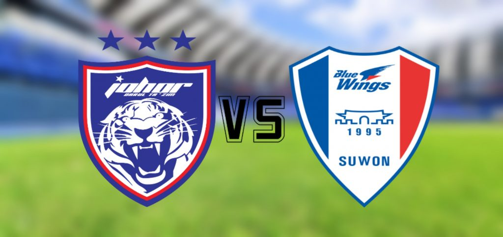 Live Streaming JDT vs Suwon Bluewings ACL 3.3.2020