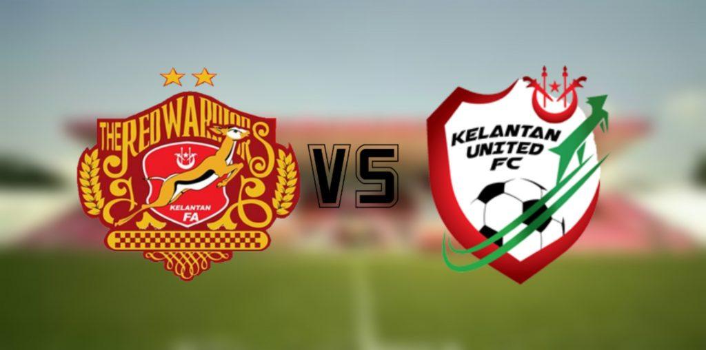 Live Streaming Kelantan vs Kelantan United Liga Premier 10.3.2020