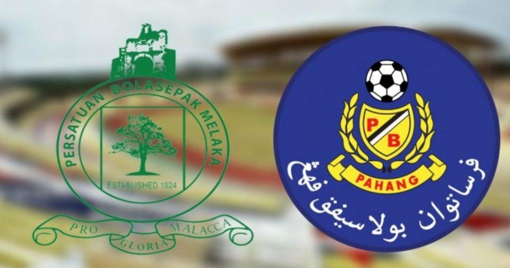 Live Streaming Melaka United vs Pahang FA Liga Super 14 Mac 2020