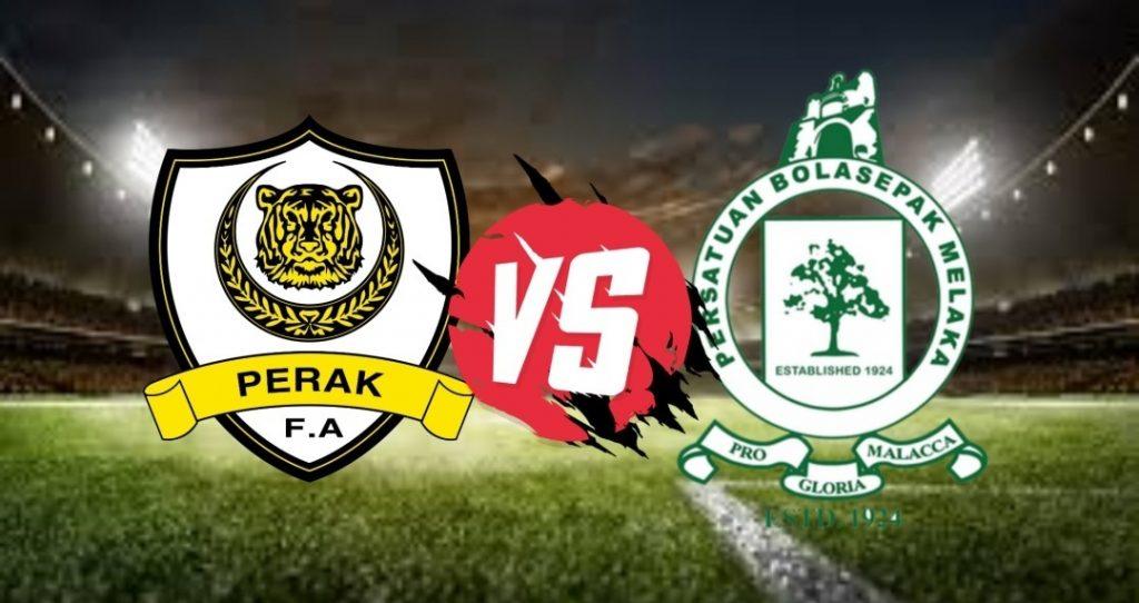 Live Streaming Perak vs Melaka United Liga Super 28 Ogos 2020