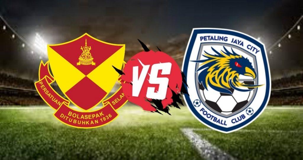 Live Streaming Selangor vs PJ City Liga Super 29 Ogos 2020
