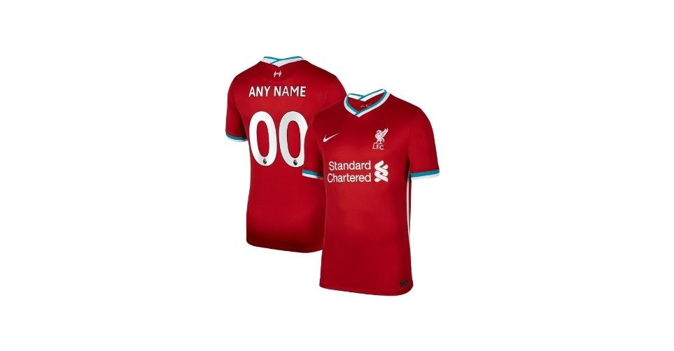 Harga Jersey Liverpool 2020/21 (Rekaan Baru)
