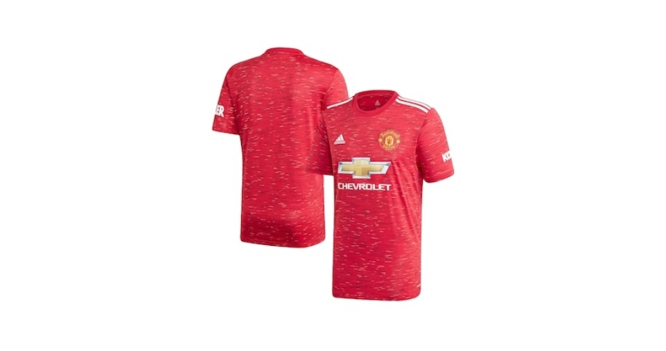 Harga Jersey Manchester United 2020/21 (Rekaan Baru)