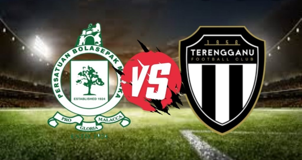 Live Streaming Melaka United vs Terengganu FC Liga Super 4 September 2020