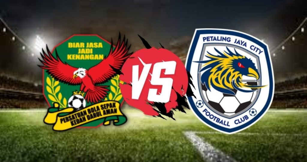 Live Streaming Kedah FA vs PJ City Liga Super 5 September 2020