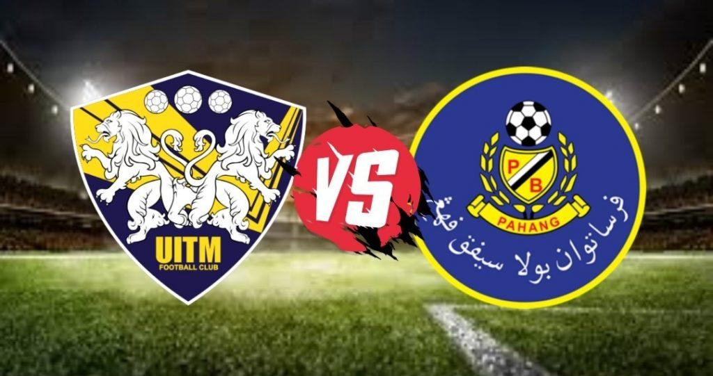 Live Streaming UiTM FC vs Pahang Liga Super 5 September 2020