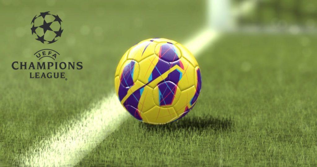 Carta Kedudukan UEFA Champions League 2020/2021