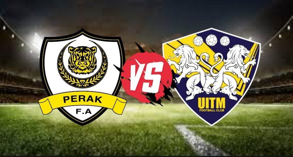 Live Streaming Perak vs UiTM FC Liga Super 11 September 2020