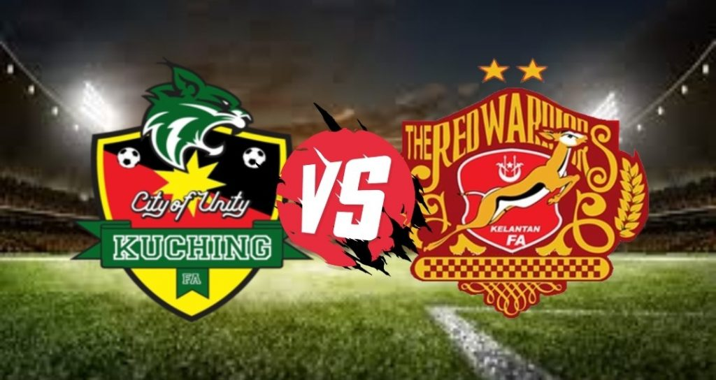 Live Streaming Kuching FA vs Kelantan Liga Premier 20 September 2020