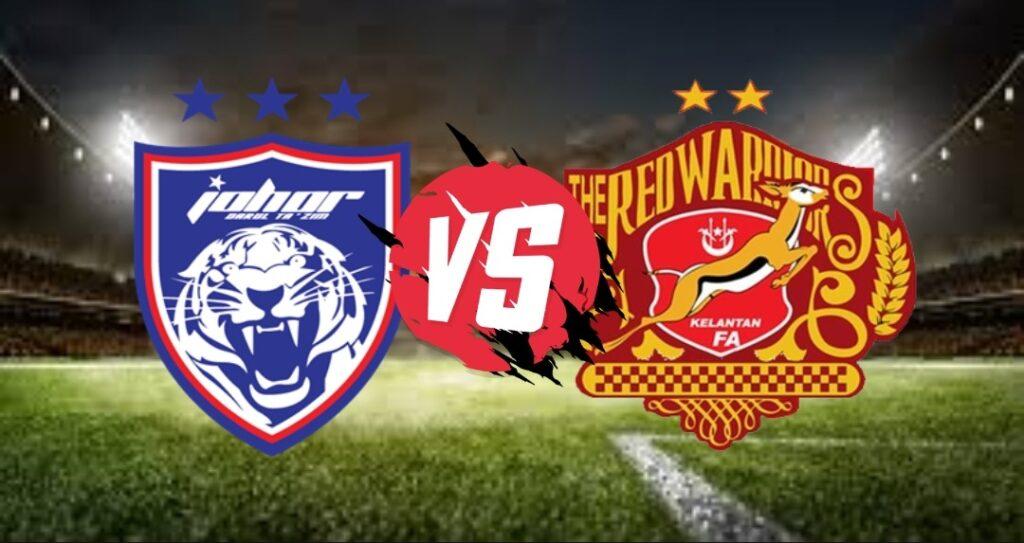 Live Streaming JDT II vs Kelantan Liga Premier 9 Oktober 2020